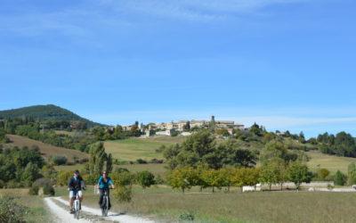 Le Luberon à vélo