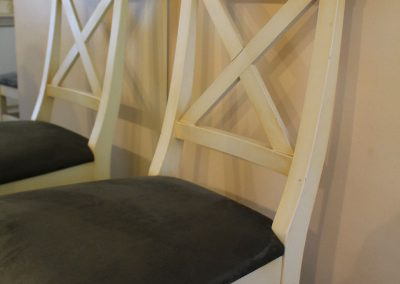 Chambre Deluxe - chaises