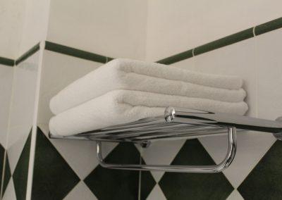 Chambre de luxe - serviettes de bain