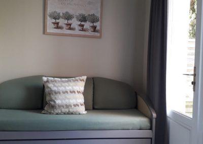 Chambre Terrasse - Canapé