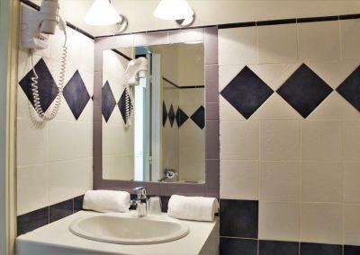Junior Suite salle d'eau