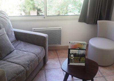 Lounge Superior room