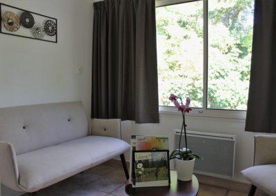 Junior Suite Standard Lounge