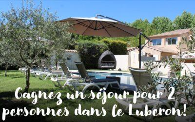 Gagnez un séjour dans le Luberon ! [Grand jeu concours]