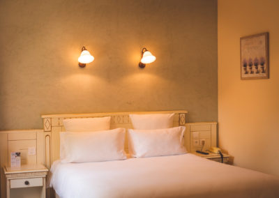 Chambre deluxe, spacieuse et lumineuse