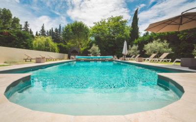 Votre hôtel avec piscine dans le Luberon