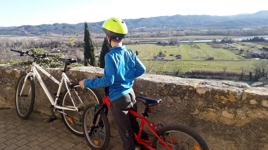 weekend dans Le Luberon en vélo