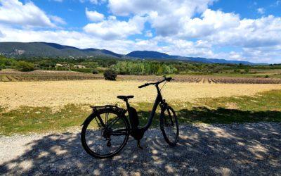 Location de vélos électriques dans le Luberon