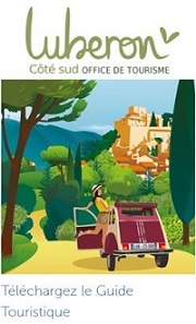 Brochures Office de Tourisme Luberon